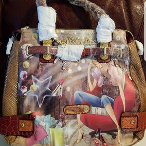 Nicole Lee Kayla Thoughts Of You tote/purse